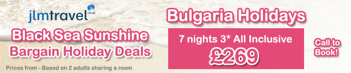 Very Cheap Holidays in Bulgaria